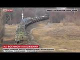 Власти Киева перебрасывают военные эшелоны к восточным границам. 16.03.2014