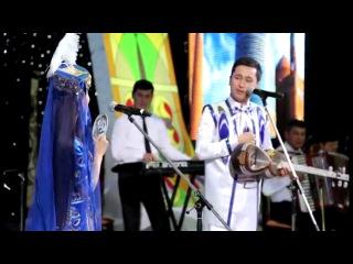 Bunyodbek Saidov & Hulkar Abdullayeva - Aytishuv (halq qo'shig'i)