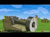 World of Tanks. Рандомные Зарисовки. Бронетанковый Замес: Нерф-Нерф-Нерф.